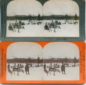 Samer i Alaska, i to utgaver